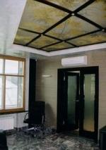 Потолок - веер