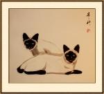 Сиамские коты