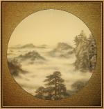 Пейзаж в круге