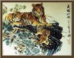 Тигриное семейство