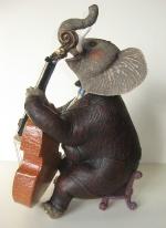 Слон - музыкант