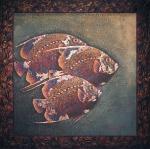 Три рыбы