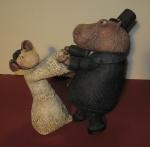 Свадьба Бегемота и Мартышки