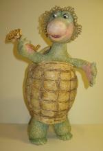 Черепаха с золотым ключиком