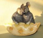 Мышки с сыром