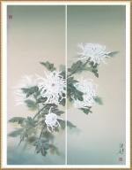 Хризантема (диптих)