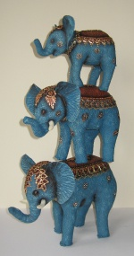 Слоны-акробаты