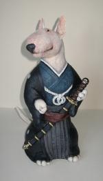 Буль-самурай