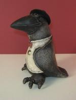 Мудрый ворон